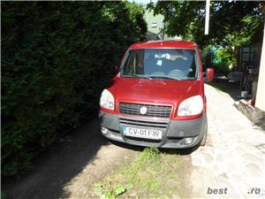 Fiat Doblo cu 7 locuri! - imagine 2