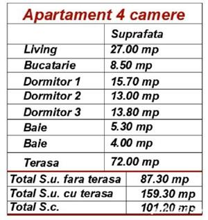 Dezvoltator apart tip penthouse 4 cam  88mp+72mp  Turnisor - imagine 3