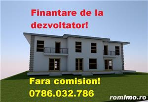 Casa triplex vanzare in Dumbravita oferta rate direct proprietar dezvoltator imobiliar fara comision - imagine 2