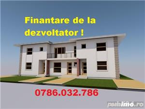 Casa triplex vanzare in Dumbravita oferta rate direct proprietar dezvoltator imobiliar fara comision - imagine 3