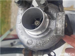 Turbina BMW E46 320d 136cp - imagine 3
