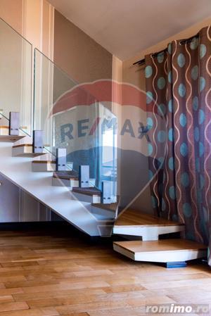 EXCLUSIVITATE!  Vanzare penthouse spectaculos pe Trifoiului - imagine 10