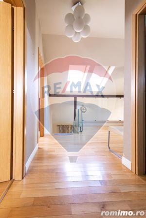 EXCLUSIVITATE!  Vanzare penthouse spectaculos pe Trifoiului - imagine 12