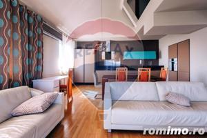 EXCLUSIVITATE!  Vanzare penthouse spectaculos pe Trifoiului - imagine 4