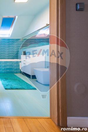 EXCLUSIVITATE!  Vanzare penthouse spectaculos pe Trifoiului - imagine 16