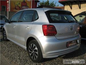 VW POLO 1,4 TDI BLUEMOTION DPF 75 CP 2015  R-Line.  - imagine 4