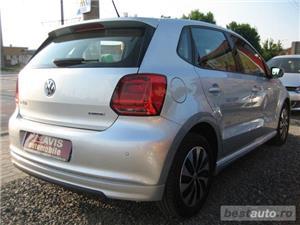 VW POLO 1,4 TDI BLUEMOTION DPF 75 CP 2015  R-Line.  - imagine 5