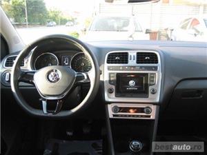 VW POLO 1,4 TDI BLUEMOTION DPF 75 CP 2015  R-Line.  - imagine 6