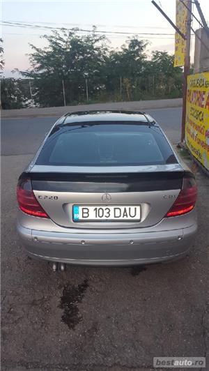 Mercedes-benz C 220 CDI  - imagine 3