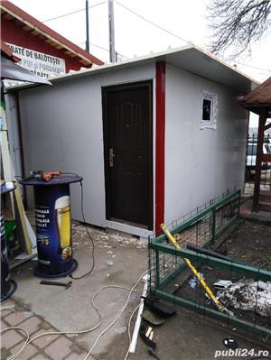 Constructi metalice tip containere, locuințe, garaje, birouri etc.  - imagine 6