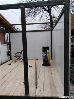 Constructi metalice tip containere, locuințe, garaje, birouri etc.  - imagine 8