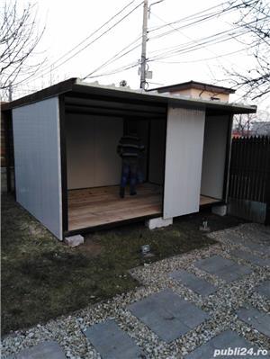Constructi metalice tip containere, locuințe, garaje, birouri etc.  - imagine 4