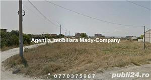 Teren intravilan de vanzare in Constanta, zona Mamaia Sat - imagine 1