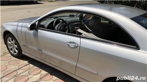 Mercedes-benz  CLK 270 143000 km reali nerulați in tară.  - imagine 4