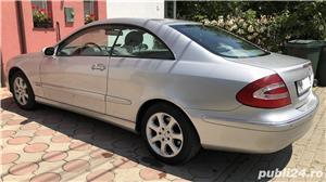 Mercedes-benz  CLK 270 143000 km reali nerulați in tară.  - imagine 5