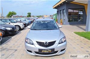 Mazda 3 an:2005=avans 0 % rate fixe aprobarea creditului in 2 ore=autohaus vindem si in rate - imagine 3