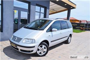Vw Sharan AN:2003=avans 0 % rate fixe aprobarea creditului in 2 ore=autohaus vindem si in rate - imagine 1