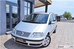 Vw Sharan AN:2003=avans 0 % rate fixe aprobarea creditului in 2 ore=autohaus vindem si in rate - imagine 9