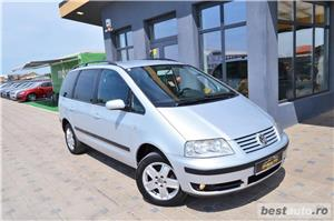 Vw Sharan AN:2003=avans 0 % rate fixe aprobarea creditului in 2 ore=autohaus vindem si in rate - imagine 2