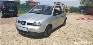 Seat Arosa 1.0 benzina acte la zi an 2003 - imagine 1