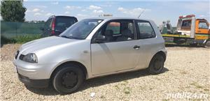 Seat Arosa 1.0 benzina acte la zi an 2003 - imagine 2