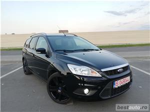 Ford Focus 1.6TDCI 109CP Euro 5 Titanium 2009 Klima Jante Sport Superb - imagine 3