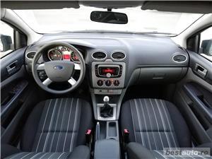 Ford Focus 1.6TDCI 109CP Euro 5 Titanium 2009 Klima Jante Sport Superb - imagine 4