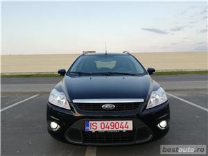 Ford Focus 1.6TDCI 109CP Euro 5 Titanium 2009 Klima Jante Sport Superb - imagine 2