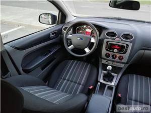 Ford Focus 1.6TDCI 109CP Euro 5 Titanium 2009 Klima Jante Sport Superb - imagine 5