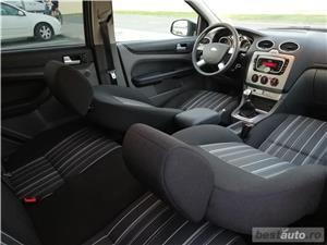Ford Focus 1.6TDCI 109CP Euro 5 Titanium 2009 Klima Jante Sport Superb - imagine 6