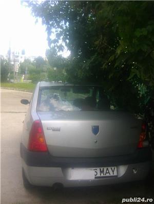Dacia logan 1,4 MPI, fab. 2007,Unic prop.,153000 km reali - imagine 1