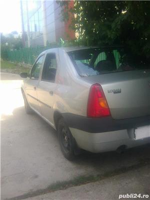 Dacia logan 1,4 MPI, fab. 2007,Unic prop.,153000 km reali - imagine 2