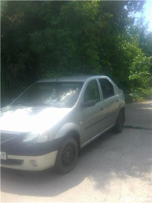 Dacia logan 1,4 MPI, fab. 2007,Unic prop.,153000 km reali - imagine 4
