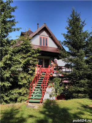 inchiriez  vila ,7camere, pentru relaxare  in natura la munte IN BUCOVINA - imagine 9