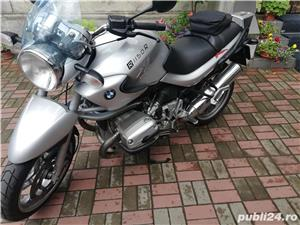 BMW R1150R/schimb cu Kawasaki vulcan s - imagine 1