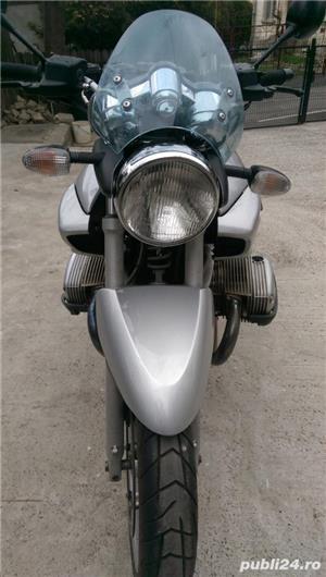 BMW R1150R/schimb cu Kawasaki vulcan s - imagine 2