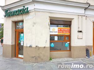 Spatiu Comercial - Piata Mihai Viteazul - Vitrina la strada - TRAFIC INTENS - imagine 2