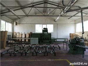 Fabrica/hala de prelucrare lemnului - imagine 4