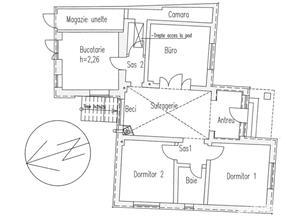 Casa in zona linistita - imagine 8