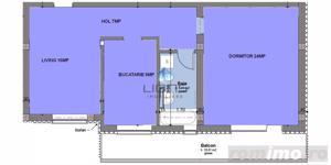 Apartament 2 camere decomandat de vanzare in Floresti strada Florilor - imagine 1