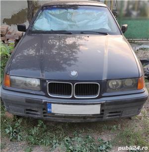 Dezmembrez BMW 318i e36 - imagine 1