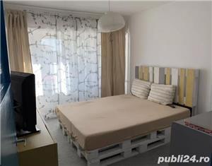 Apartament 2camere decomandat,mobilat si utilat,zona Dacia - imagine 4