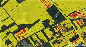 IEFTIN Teren colt 1400 mp cu Autorizatie bloc in Mehala 120 Euro/mp - imagine 2