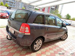 Opel Zafira,GARANTIE 3 LUNI,BUY BACK,RATE FIXE,Motor 1600 cmc,Facelift,Gpl+benzina. - imagine 5