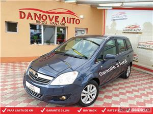 Opel Zafira,GARANTIE 3 LUNI,BUY BACK,RATE FIXE,Motor 1600 cmc,Facelift,Gpl+benzina. - imagine 1
