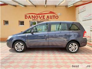 Opel Zafira,GARANTIE 3 LUNI,BUY BACK,RATE FIXE,Motor 1600 cmc,Facelift,Gpl+benzina. - imagine 4