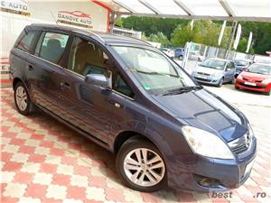 Opel Zafira,GARANTIE 3 LUNI,BUY BACK,RATE FIXE,Motor 1600 cmc,Facelift,Gpl+benzina. - imagine 3