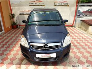 Opel Zafira,GARANTIE 3 LUNI,BUY BACK,RATE FIXE,Motor 1600 cmc,Facelift,Gpl+benzina. - imagine 2