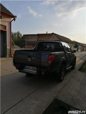Mitsubishi l200 - imagine 4