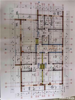 Vând Teren  constructie bloc P+2E cu proiect in zona Dumbravita - imagine 6